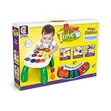 Brinquedo Educativo Mesa Play Time, Cotiplas, Multicor