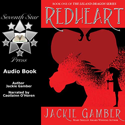 Redheart audiobook cover art