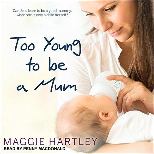 Too Young to Be a Mum audiobook cover art