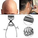Manuelle Haarschneidemaschinen - Edelstahl Barber Hair Trimmer Home Haircut Tool