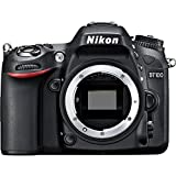 Nikon D7100 SLR Digital Body Only Camera Black (Renewed)
