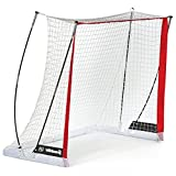 Franklin Sports Hockey Goal - NHL - Fiber Glass & Steel - 50 x 40 Inches