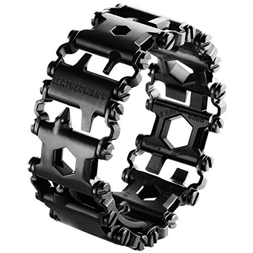 Leatherman 831999N TREAD Multitool, Schwarz