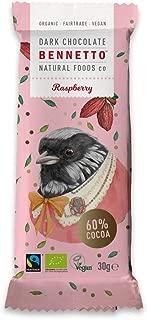 ベネット フェアトレードラズベリーチョコレート 30g