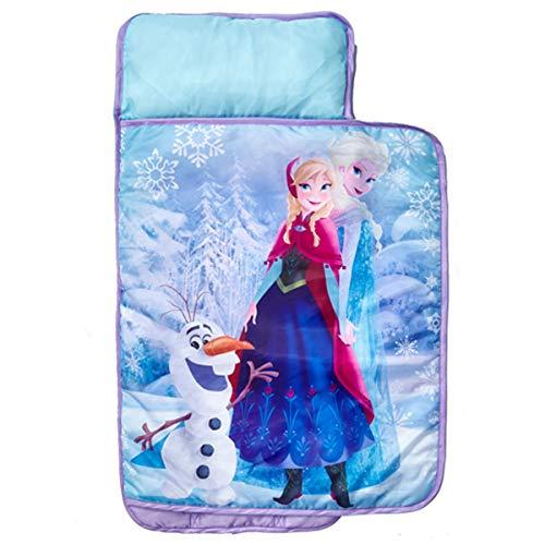Unbekannt Disney Frozen Cosy Wrap 110x72cm Eiskönigin Schlafsack Kinderschlafsack Camping Zelten Prinzessinnen