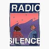Bargaineddeals Lit Radio Young Adult Ya Silence Literature