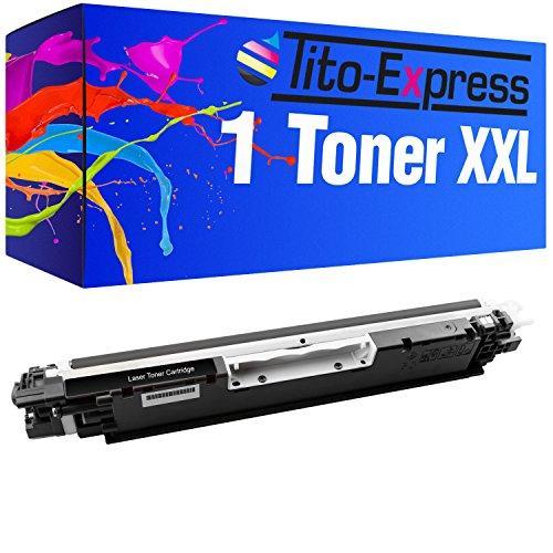 Tito-Express PlatinumSerie Toner XXL Black kompatibel mit HP 130A CF350A Color Laserjet Pro MFP M170 Series MFP M176N MFP M177FW