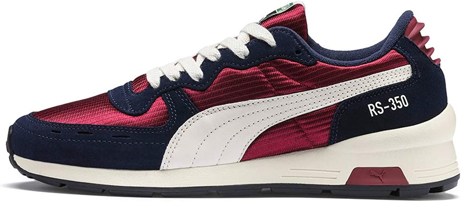 Puma Men's 365574 Trainers Red Wine red
