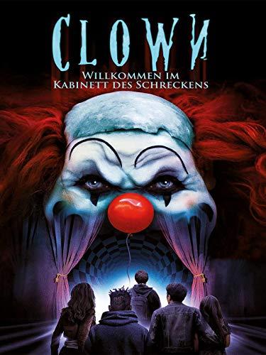Clown - Willkommen im Kabinett des Schreckens - Uncut [dt./OV]