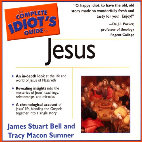 The Complete Idiot's Guide to Jesus cover art