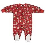 NFL San Francisco 49ers Infant/Toddler Blanket Sleeper, 18 Months