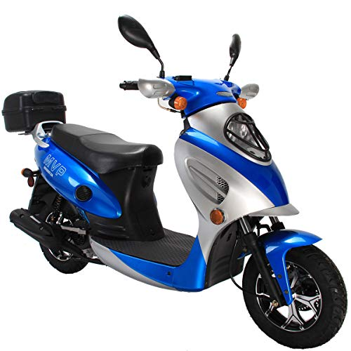 XPro 50 Best New Mopeds