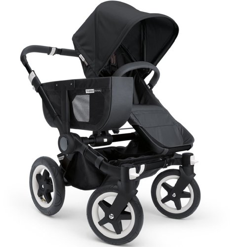 Fantastic Deal! Bugaboo Donkey Complete Mono Stroller - All Black (Special Edition)
