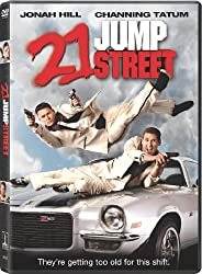 21 Jump Street Jonah Hill and Channing Tatum blu ray