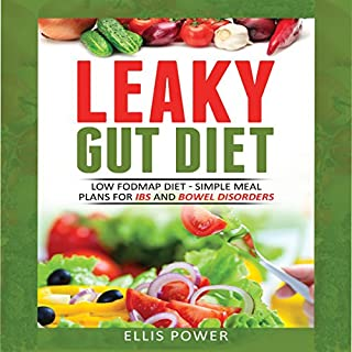 Leaky Gut Diet audiobook cover art