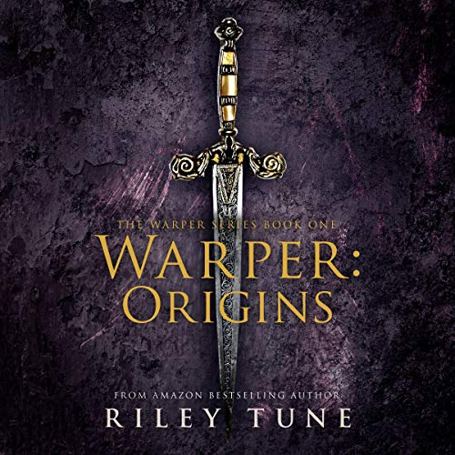 Warper: Origins audiobook cover art
