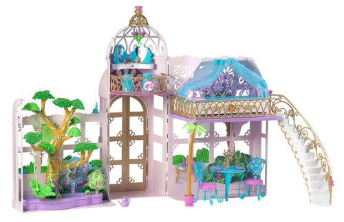 Mattel L6849 - BARBIE Schlossgarten Gewächshaus aus