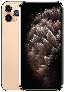 Apple iPhone 11 Pro, 512GB, Gold - Fully Unlocked (Renewed)