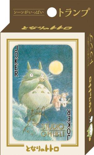 Baralho Temático Original Museu Studio Ghibli Meu Vizinho Totoro SUIKA