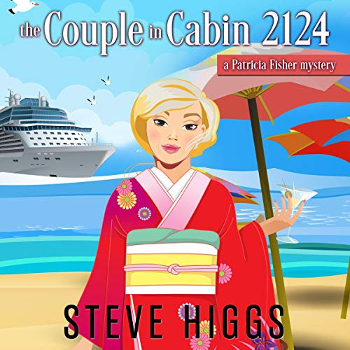 The Couple in Cabin 2124 audiobook cover art