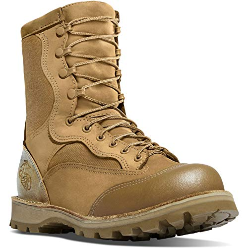 Wellco Mojave USMC R.A.T. Cold Weather Combat Boots Brown