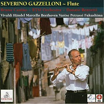 Severino Gazzelloni - Flute