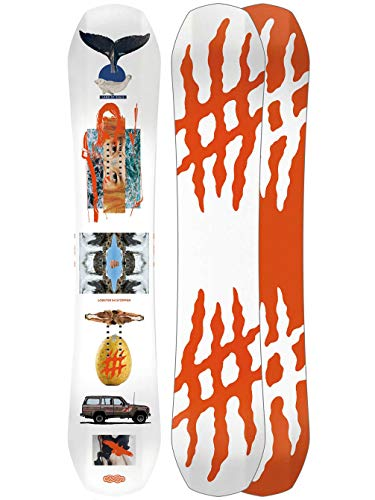 Herren Freestyle Snowboard Lobster The Stomper 156W 2019