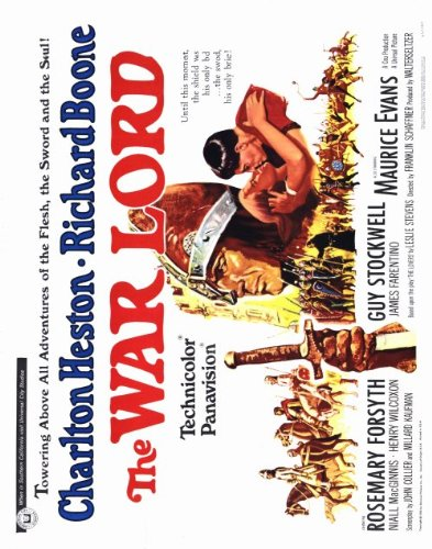 The War Lord POSTER Movie (22 x 28 Inches - 56cm x 72cm) (1965) (Half Sheet Style A)