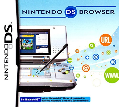 Nintendo NDS Lite Browser + Memory Expansion Pak Kit für Spiel Online