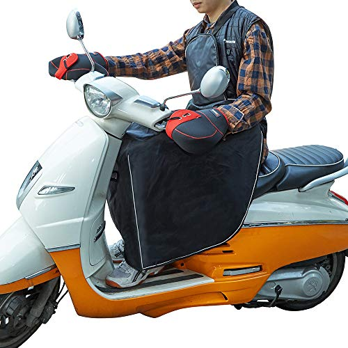 Cubre Piernas Moto Scooter Impermeable Motos Piernas