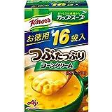 クノール カップスープ つぶたっぷりコーンクリーム 16袋入