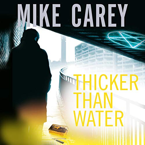 Thicker than Water     Felix Castor Novel, Book 4              By:                                                                                                                                 Mike Carey                               Narrated by:                                                                                                                                 Michael Kramer                      Length: 13 hrs and 25 mins     2 ratings     Overall 4.0
