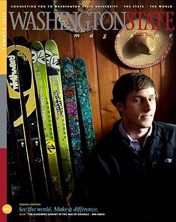 Washington State Magazine :: Summer 2010 (2009 Book 9) (English Edition)