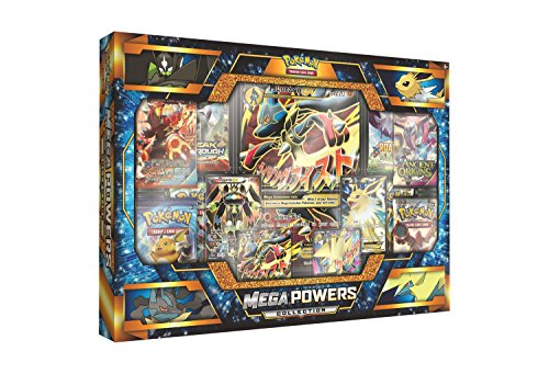 Pokemon TCG: Mega Powers Collection Card Game