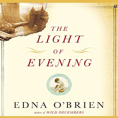 The Light of Evening audiobook cover art