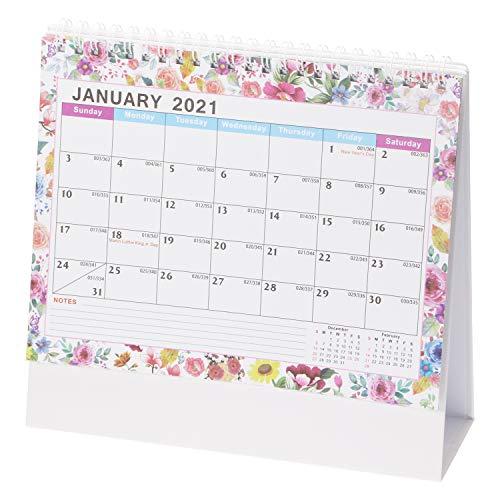 Desk Calendar 2021, Penta Angel 12 Month Small...