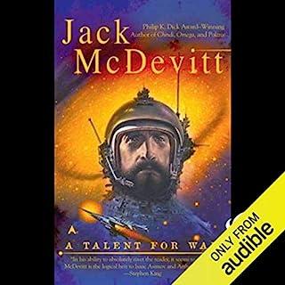 A Talent for War audiobook cover art