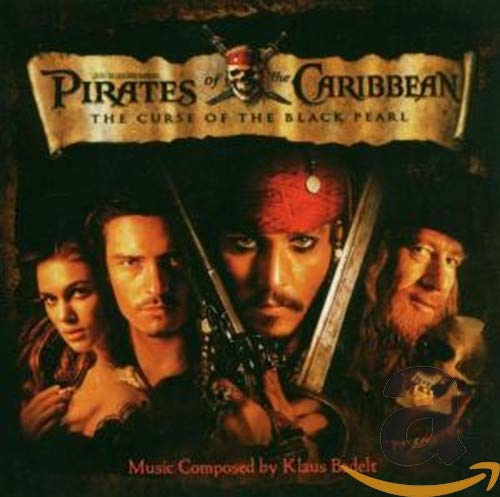 Pirates Of The Caribbean: The Curse Of The Black Pearl Soundtrack