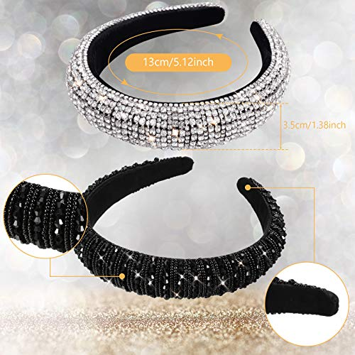 Bling headbands wholesale _image4