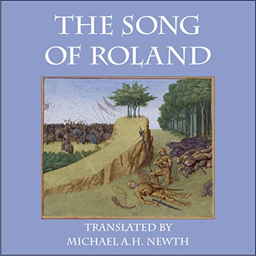 The Song of Roland audiobook cover art