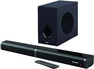 مكبر صوت ستيريو 2.1 اسطواني بصوت محيطي مع مضخم صوت من نيكاي، NSBWF300