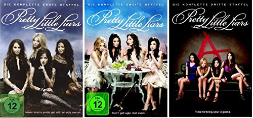 Pretty Little Liars - Staffel 1-3