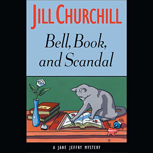 Bell, Book, and Scandal audiobook cover art