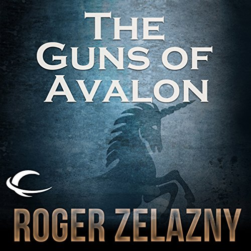 The Guns of Avalon     The Chronicles of Amber, Book 2              By:                                                                                                                                 Roger Zelazny                               Narrated by:                                                                                                                                 Alessandro Juliani                      Length: 6 hrs and 29 mins     1,808 ratings     Overall 4.5