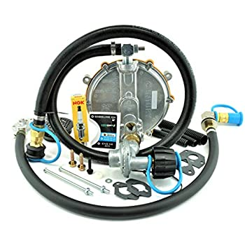 Grenergy - EU2200i Propane Natural Gas & Gasoline Tri Fuel Conversion Kit for Honda Generator Inverter LPG CNG