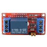 Modulo relè 1 canale optoaccoppiatore scheda modulo trigger optoisolato alto e basso live...