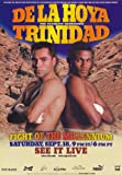 Oscar De La Hoya vs Felix Trinidad Movie Poster (27,94 x