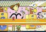 Letrilandia Lectoescritura cuaderno 4 de escritura (Pauta Montessori) (A tu...