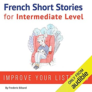 French: Short Stories for Intermediate Level cover art