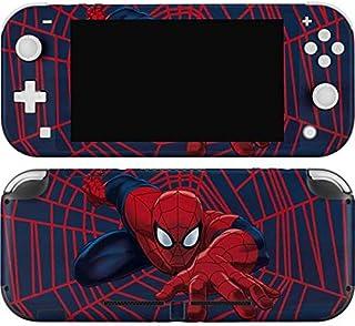 Skinit Sticker de jeu pour Nintendo Switch Lite sous licence officielle Marvel/Disney Spider-Man Crawls